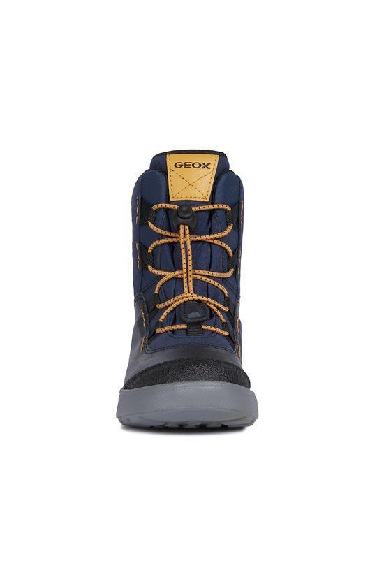 Geox - Zimné topánky  Zvršok: Syntetická látka, Textil Vnútro: Textil Podrážka: Syntetická látka