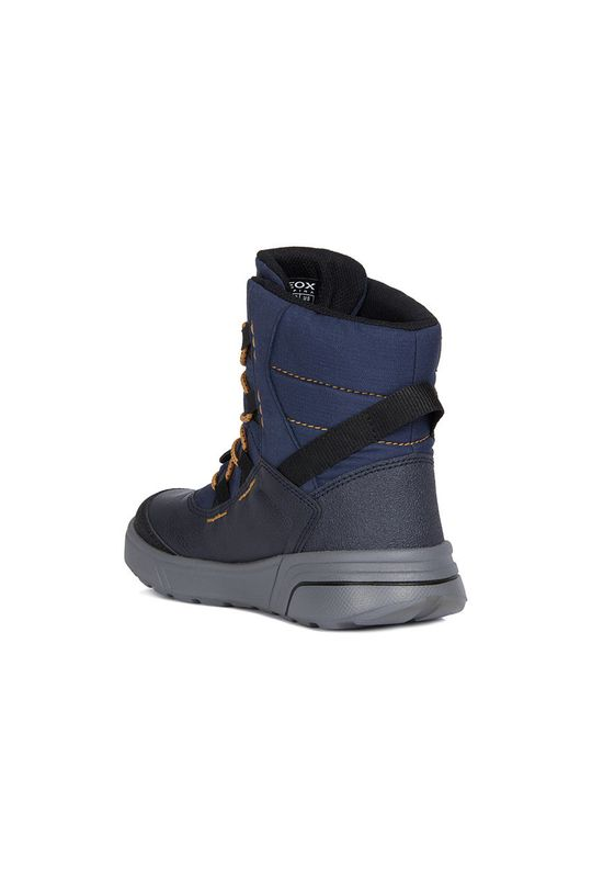 tmavomodrá Geox - Zimné topánky