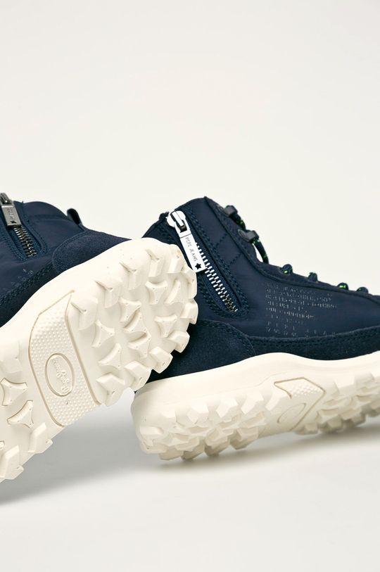 Pepe Jeans - Dětské boty Svršek: Textilní materiál, Přírodní kůže Vnitřek: Textilní materiál Podrážka: Umělá hmota