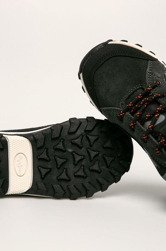 černá Pepe Jeans - Dětské boty