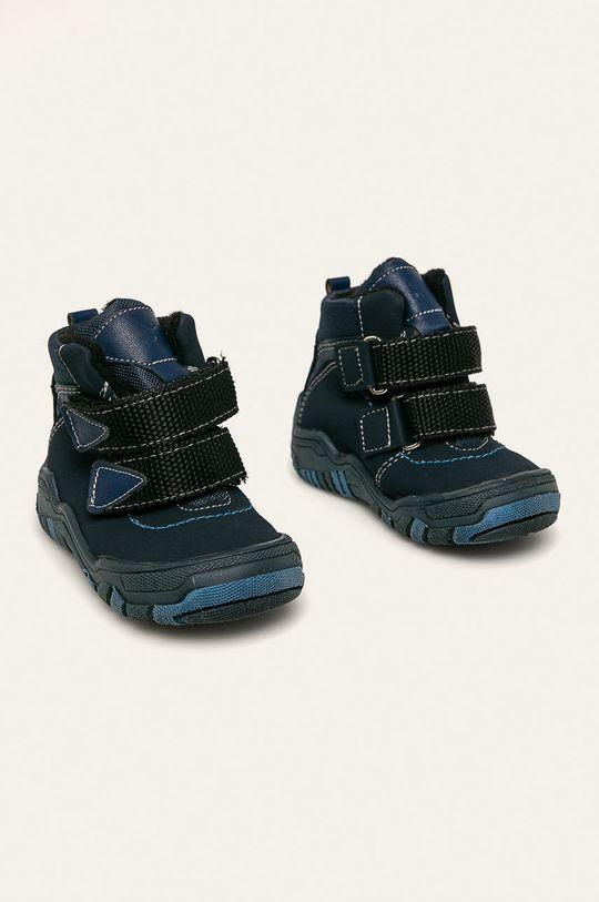 Kornecki - Pantofi copii bleumarin