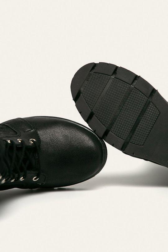 černá Kornecki - Dětské boty