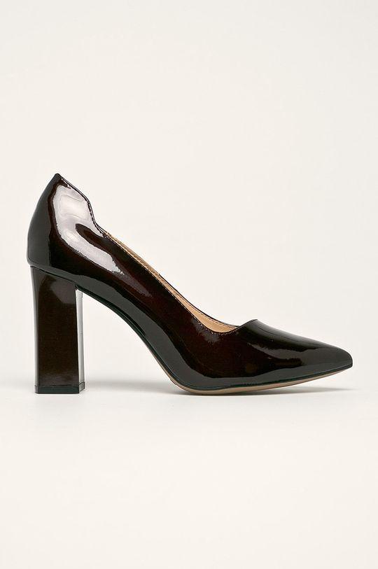 castan Caprice - Pantofi de piele De femei