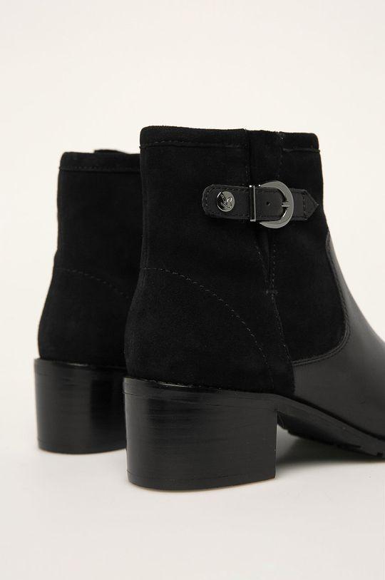 Caprice - Členkové topánky  Zvršok: Prírodná koža Vnútro: Syntetická látka, Textil, Prírodná koža Podrážka: Syntetická látka