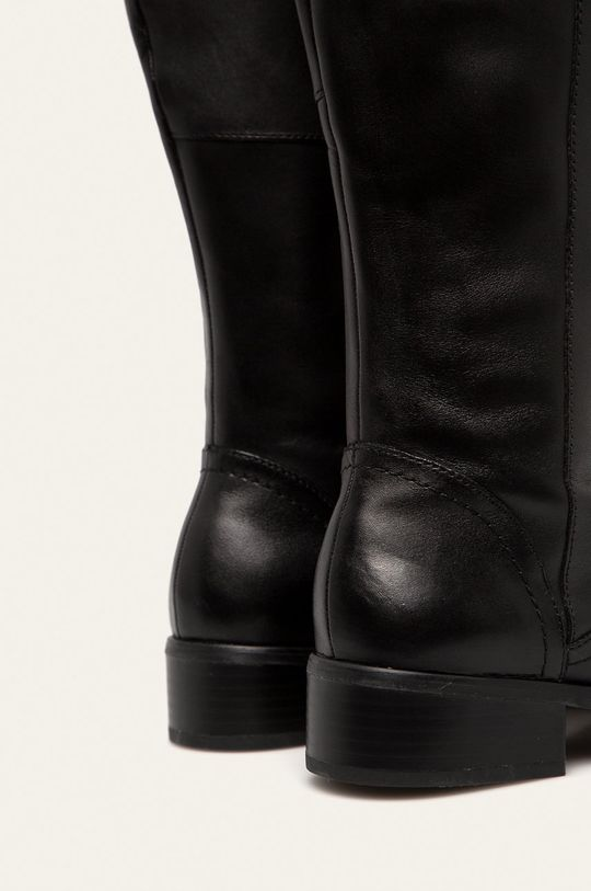 Caprice - Ghete de piele Gamba: Piele naturala Interiorul: Material sintetic, Material textil Talpa: Material sintetic