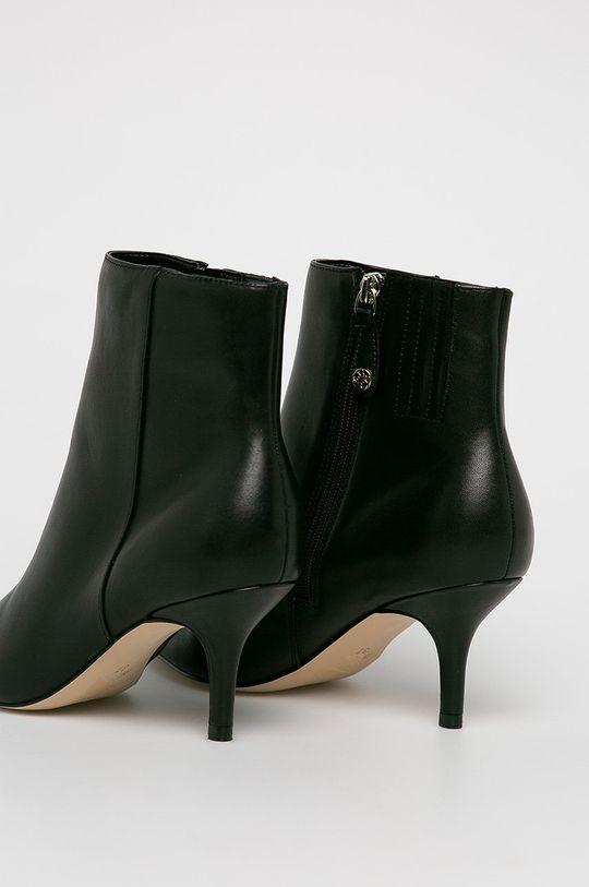 Guess Jeans - Členkové topánky  Zvršok: Prírodná koža Vnútro: Syntetická látka, Textil, Prírodná koža Podrážka: Syntetická látka