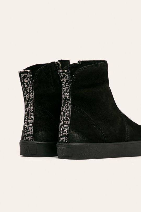 Caprice - Členkové topánky  Zvršok: Prírodná koža Vnútro: Syntetická látka, Textil Podrážka: Syntetická látka