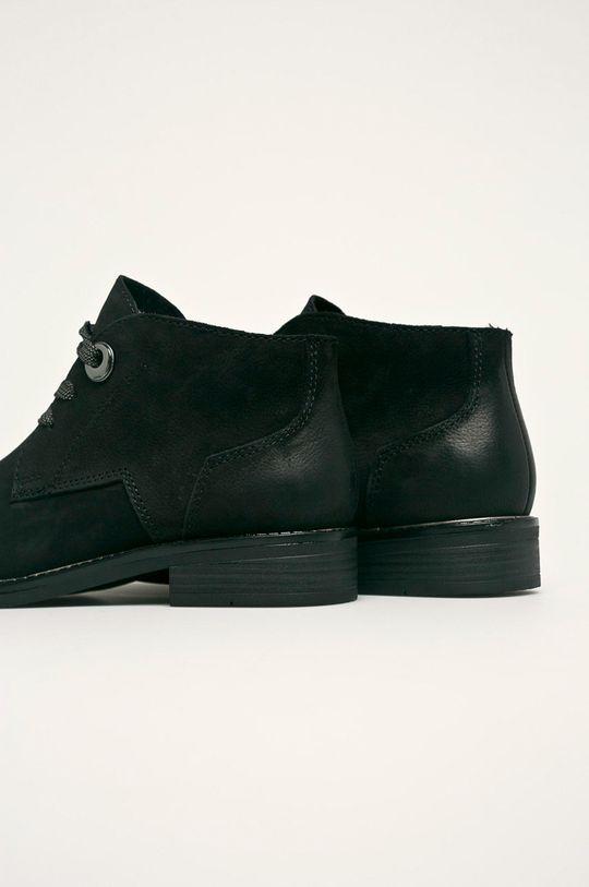 Marco Tozzi - Členkové topánky  Zvršok: Prírodná koža Vnútro: Syntetická látka, Textil Podrážka: Syntetická látka
