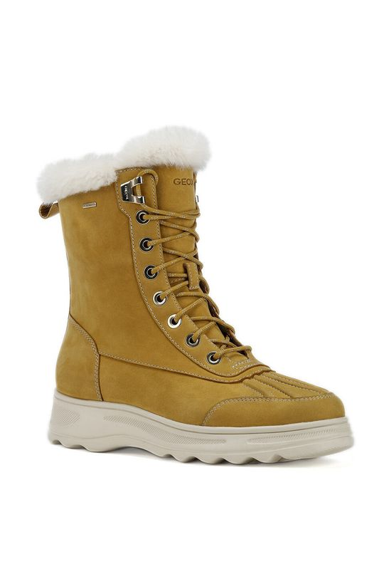 Geox - Snehule žltá