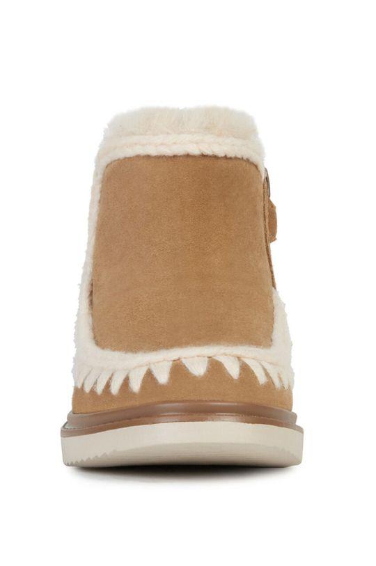 Geox - Cizme de iarna Gamba: Piele naturala Interiorul: Material textil Talpa: Material sintetic