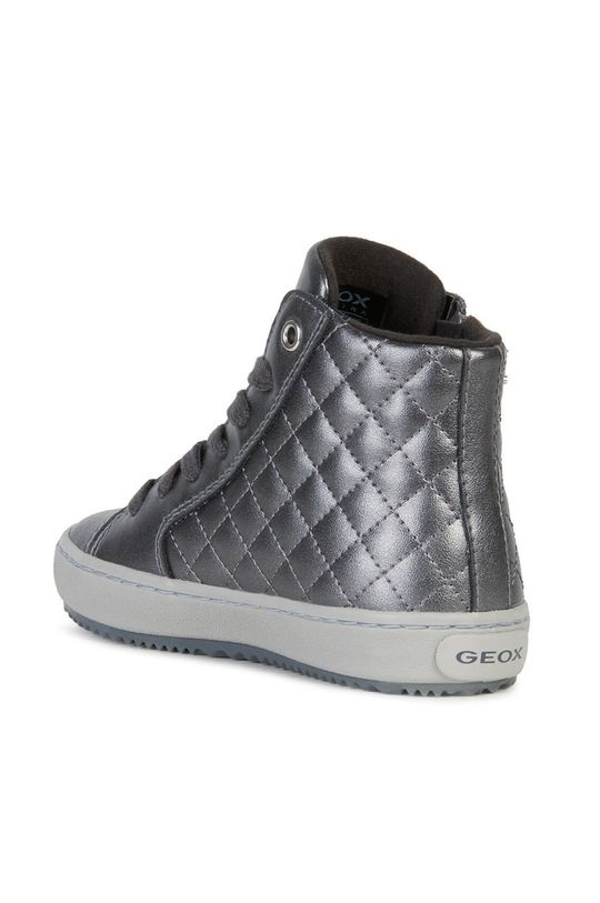srebrny Geox - Buty