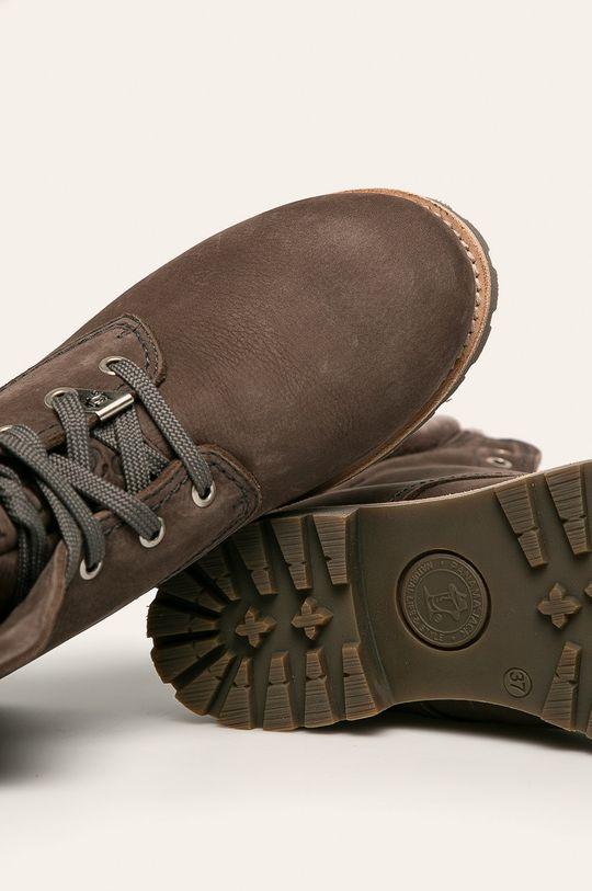 sivá Panama Jack - Členkové topánky