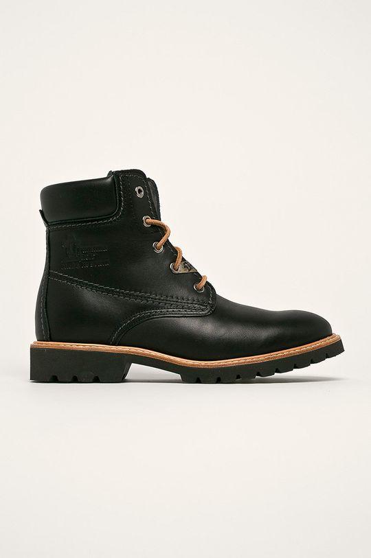 čierna Panama Jack - Členkové topánky Dámsky