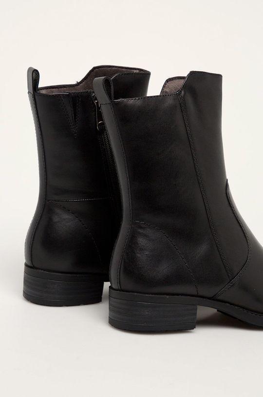 Marco Tozzi - Členkové topánky  Zvršok: Syntetická látka, Prírodná koža Vnútro: Syntetická látka, Textil Podrážka: Syntetická látka