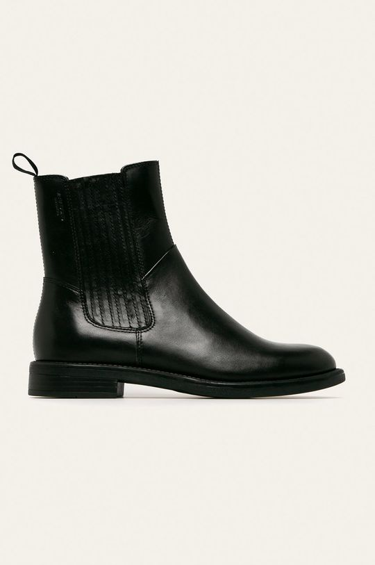 čierna Vagabond - Členkové topánky Amina Dámsky