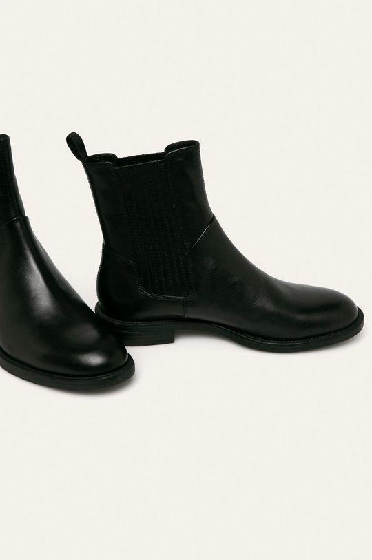 Vagabond - Členkové topánky Amina čierna