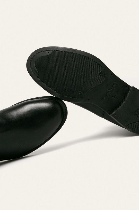 čierna Vagabond - Členkové topánky Amina