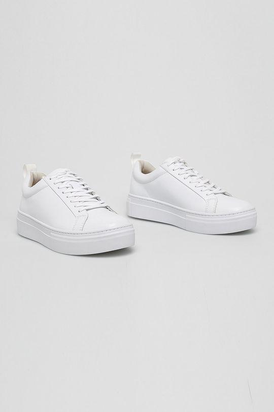 Vagabond - Buty Zoe Platform biały