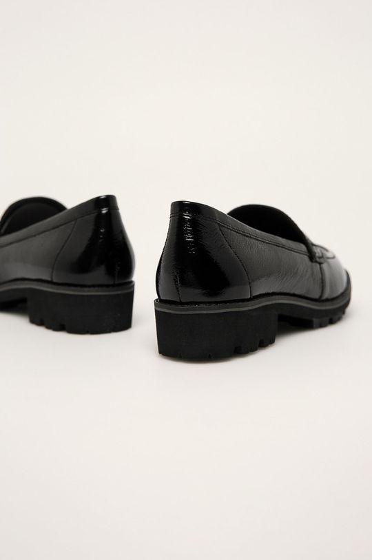 čierna Caprice - Poltopánky