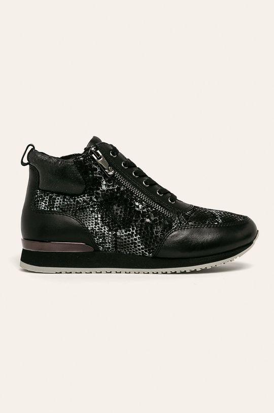 negru Caprice - Pantofi De femei