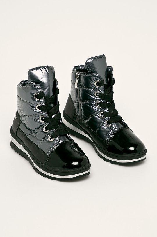 Caprice - cizme de iarna negru