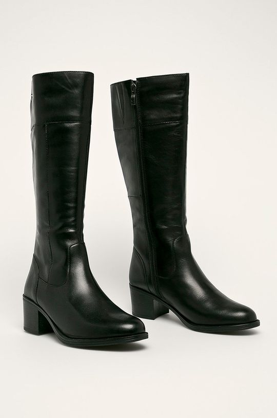 Caprice - Cizme negru