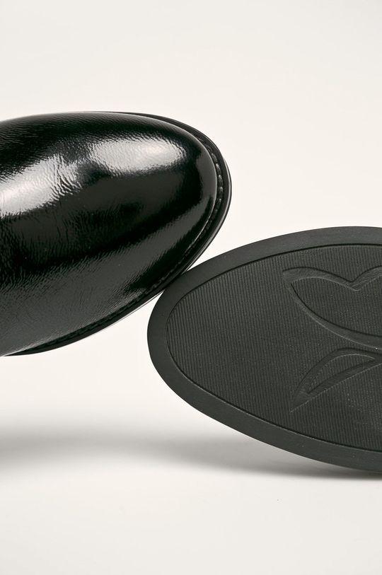 negru Caprice - Cizme de piele