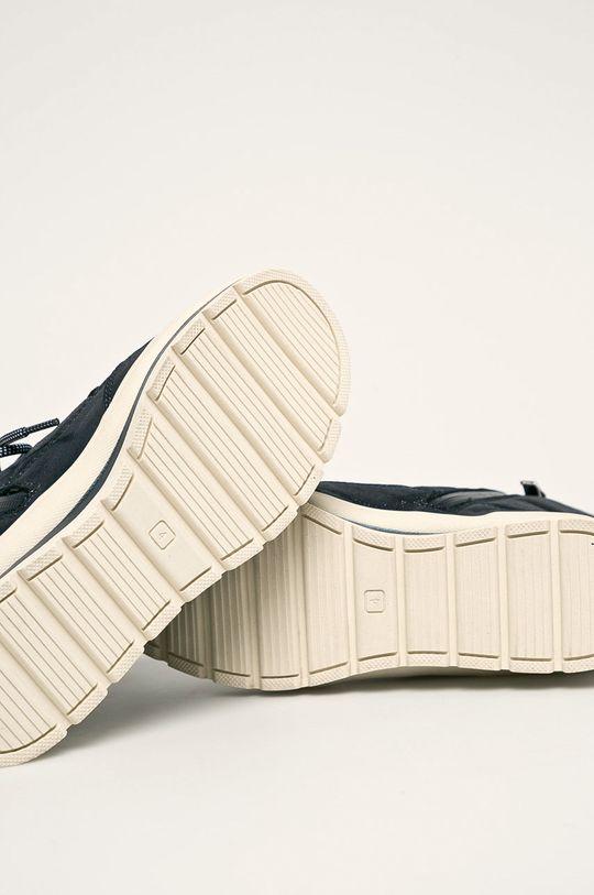 bleumarin Caprice - cizme de iarna
