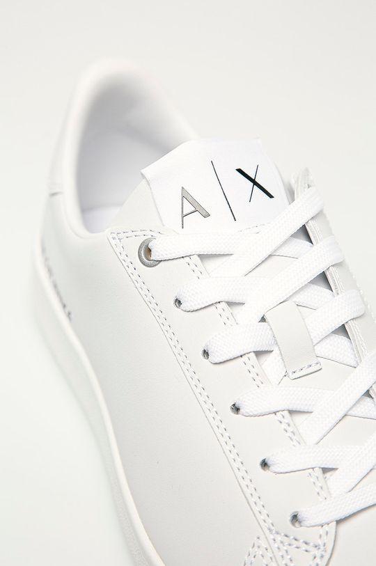 Armani Exchange - Kožená obuv Dámsky
