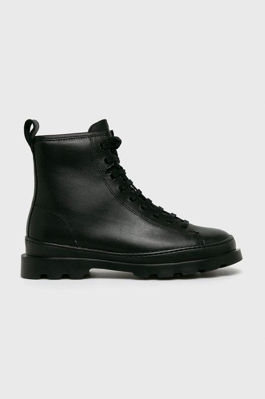 čierna Camper - Členkové topánky Dámsky