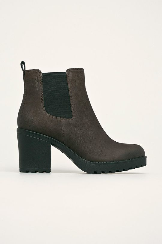 tmavohnedá Vagabond - Členkové topánky Grace Dámsky
