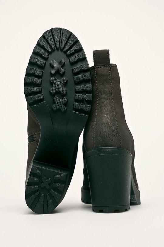 tmavohnedá Vagabond - Členkové topánky Grace