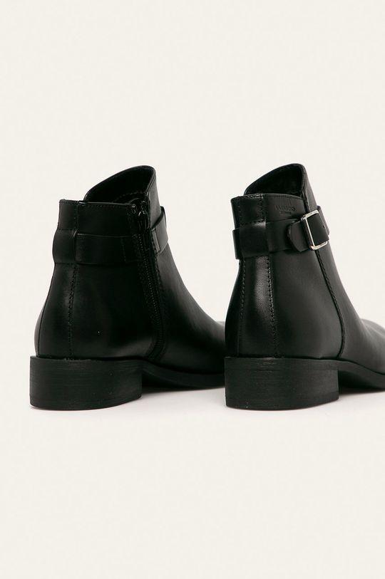 Vagabond - Kožené kotníkové boty Cary Svršek: Přírodní kůže Vnitřek: Textilní materiál, Přírodní kůže Podrážka: Umělá hmota