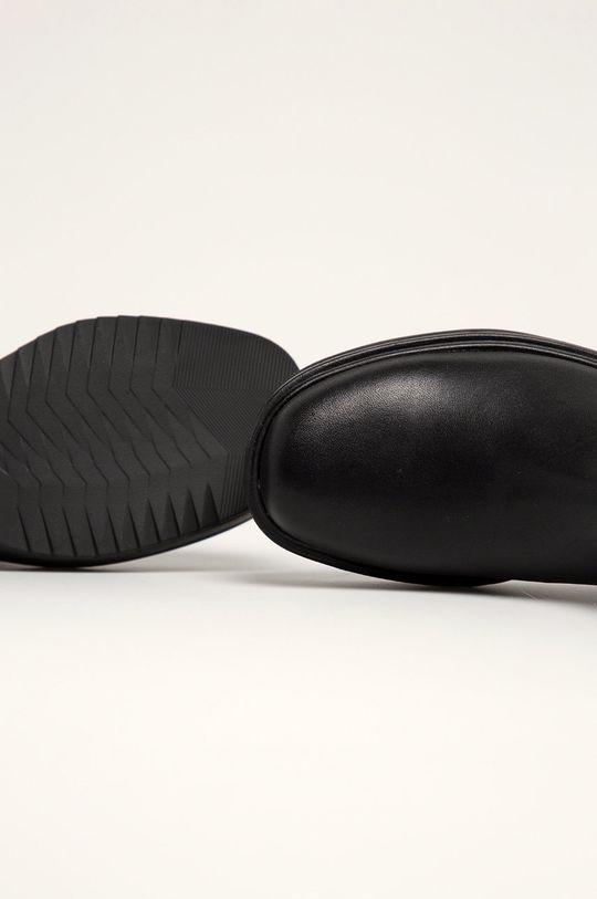 negru Vagabond - Cizme de piele Tara