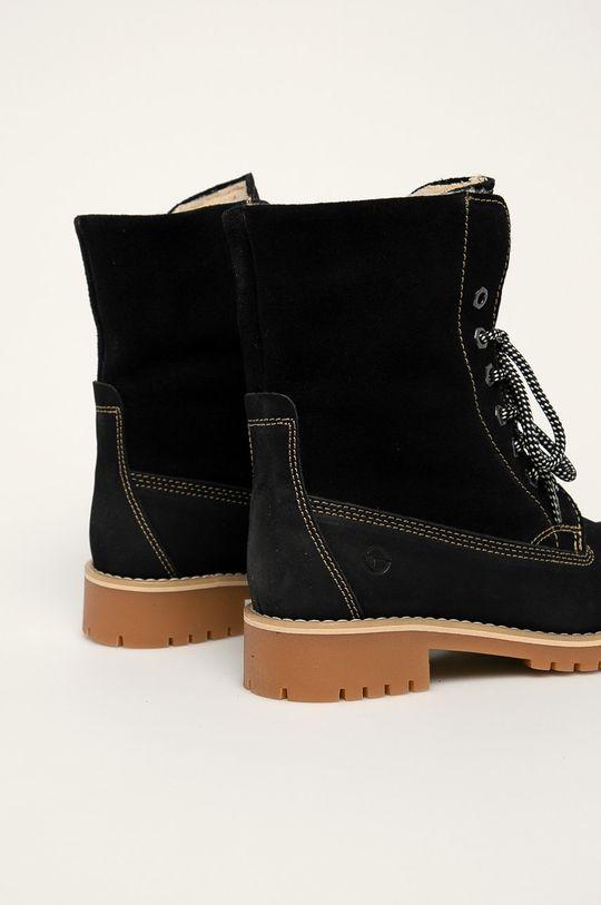 Tamaris - Členkové topánky  Zvršok: Prírodná koža Vnútro: Textil Podrážka: Syntetická látka