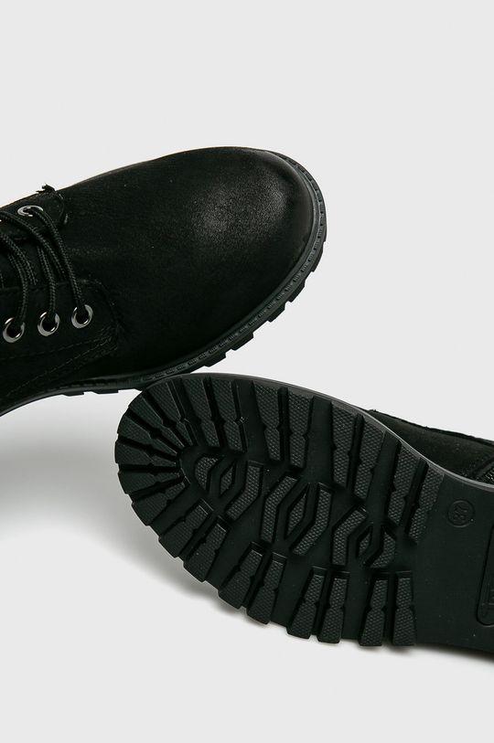negru Tamaris - Botine