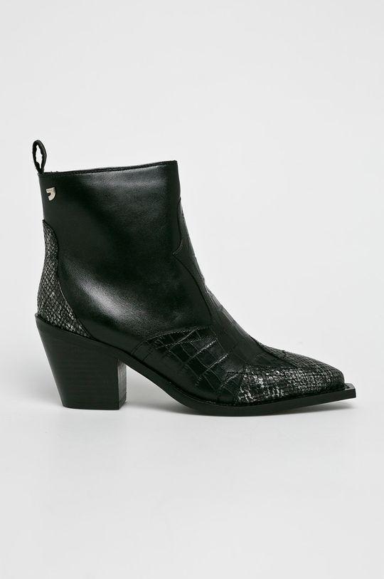 čierna Gioseppo - Členkové topánky Dámsky