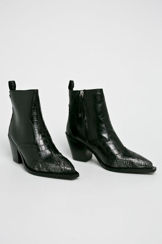 Gioseppo - Členkové topánky čierna