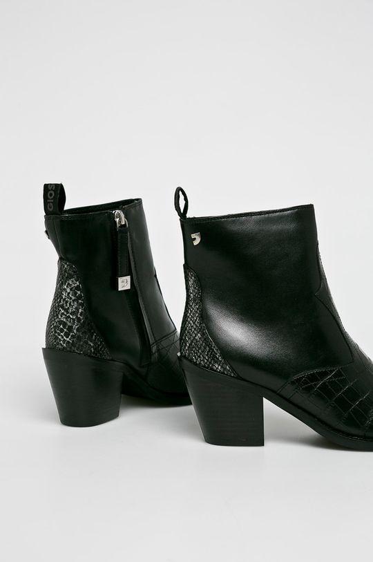 Gioseppo - Členkové topánky  Zvršok: Prírodná koža Vnútro: Textil, Prírodná koža Podrážka: Syntetická látka