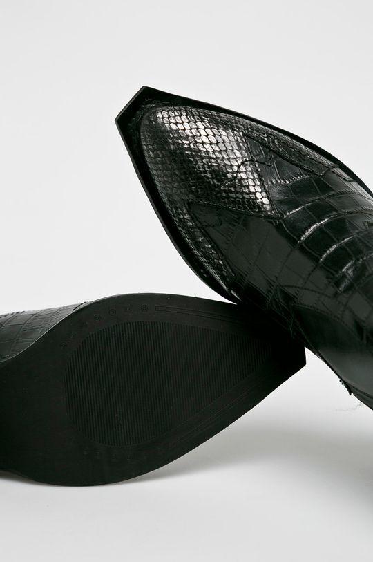 čierna Gioseppo - Členkové topánky