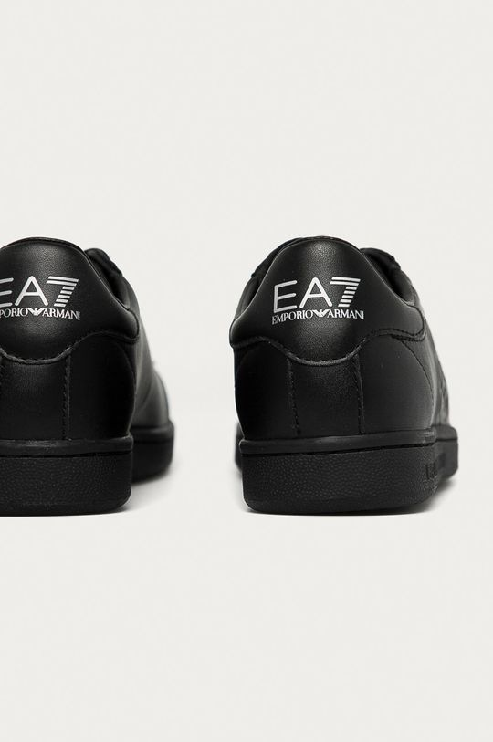 EA7 Emporio Armani - Kožená obuv