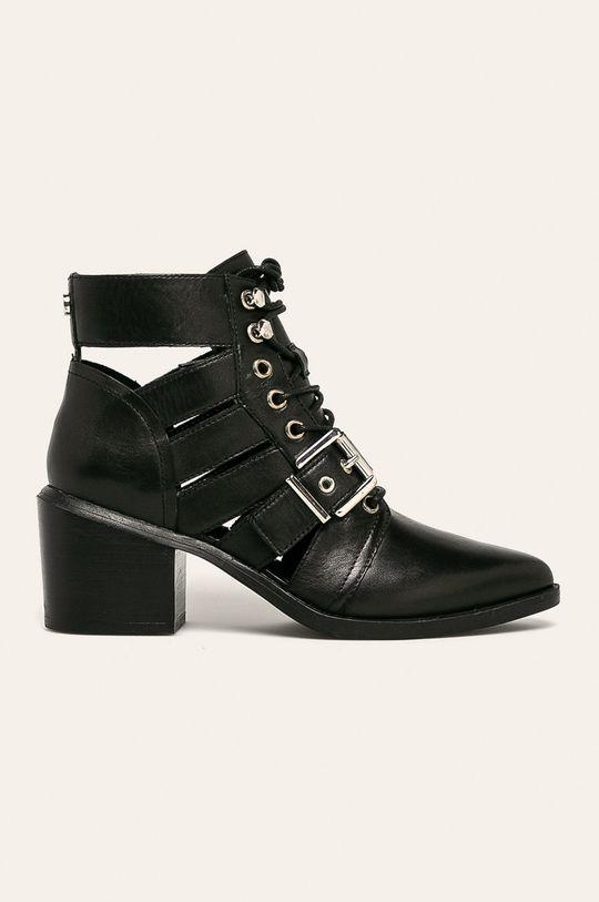 čierna Steve Madden - Členkové topánky Emmy Dámsky