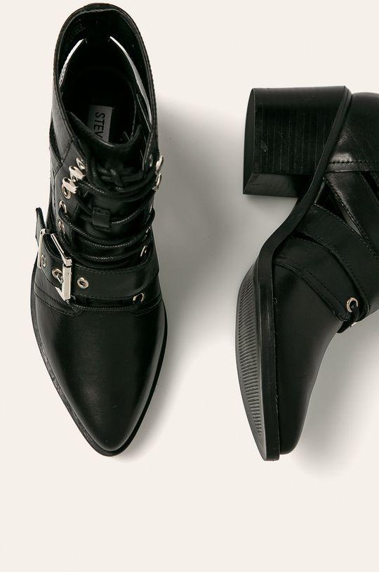 čierna Steve Madden - Členkové topánky Emmy