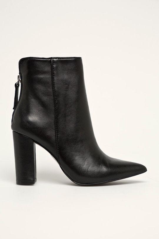 čierna Steve Madden - Členkové topánky Renn Dámsky