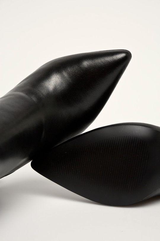 čierna Steve Madden - Členkové topánky Renn