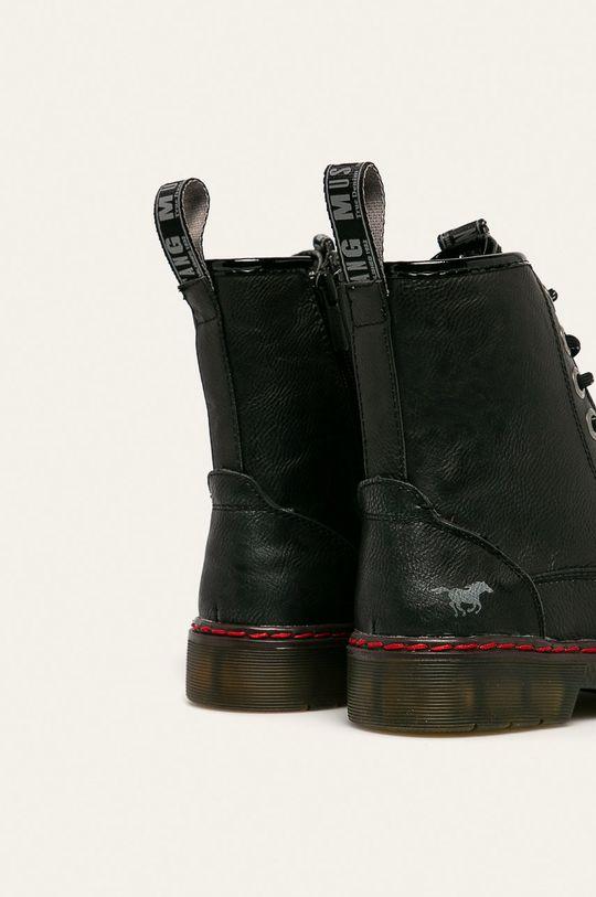 Mustang - Členkové topánky  Zvršok: Syntetická látka Vnútro: Textil Podrážka: Syntetická látka