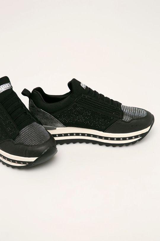 Mustang - Pantofi negru