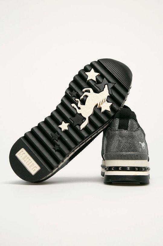 negru Mustang - Pantofi