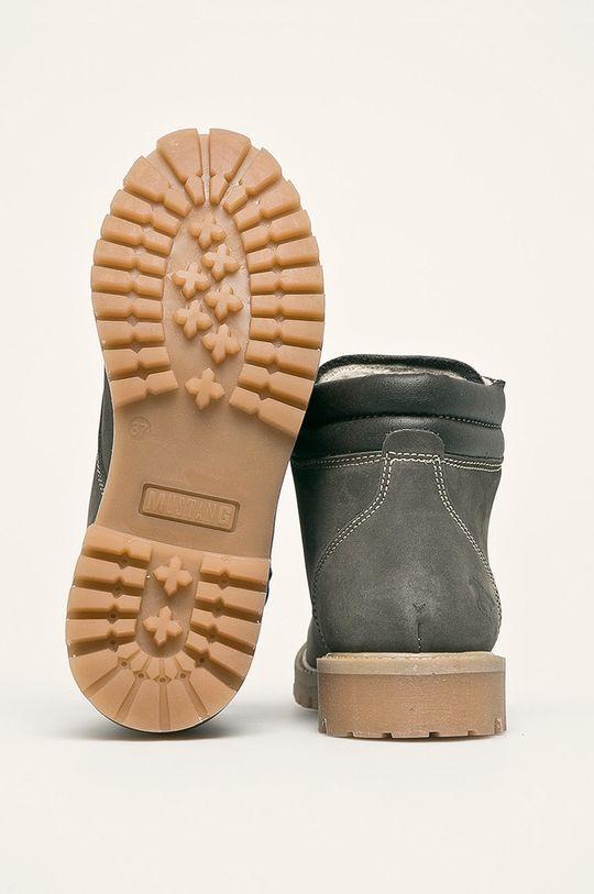 Mustang - Členkové topánky  Zvršok: Prírodná koža Vnútro: Textil Podrážka: Syntetická látka