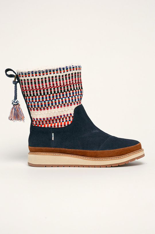 bleumarin Toms - Cizme de iarna De femei